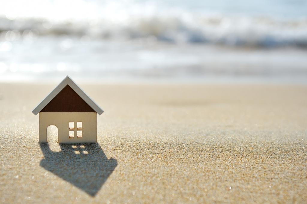 Beach house small